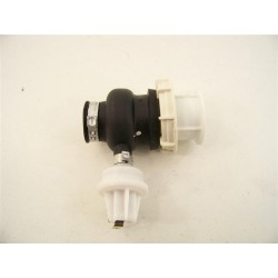 C00118819 INDESIT ARISTON n°12 durite et détecteur haute pression pour lave vaisselle