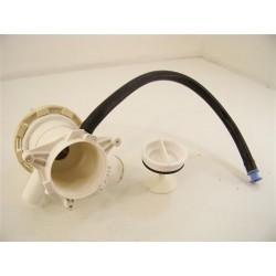 2801101000 BEKO WMD25121FS n°84 pompe de vidange pour lave linge