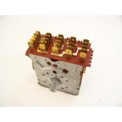 55X8052 VEDETTE BRANDT n°88 programmateur lave linge