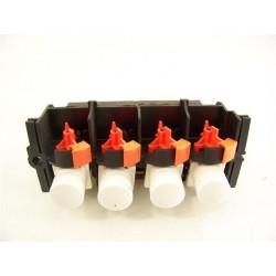 8996452960512 AEG LF616600 n°36 clavier pour lave linge