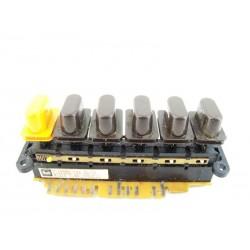 1900512 MIELE W723 n°38 clavier pour lave linge