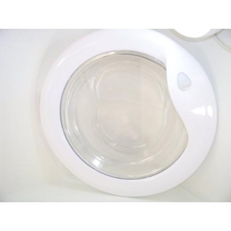 41018440 CANDY GO W464 n°9 hublot complet pour lave linge