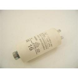 2724300601 BEKO LL5002 16µF n°33 condensateur lave linge