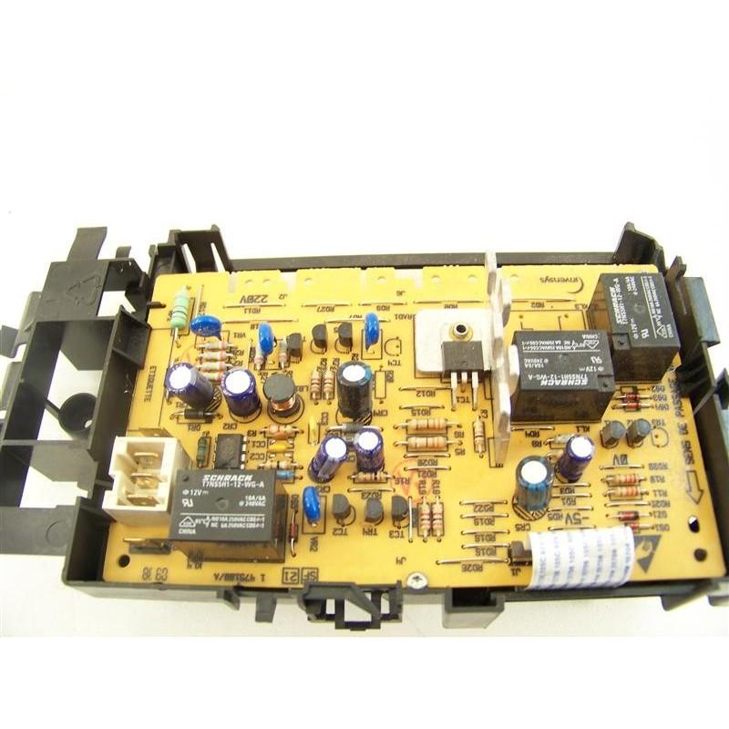 55x9827 brandt wtc1061 n 96 programmateur d 39 occasion pour - Programmateur lave linge brandt ...