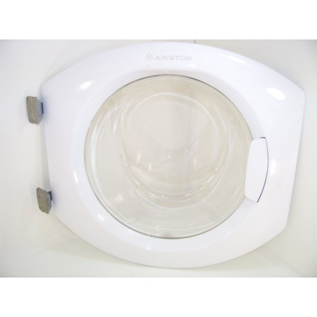 ARISTON AVL135 n°9 hublot complet pour lave linge