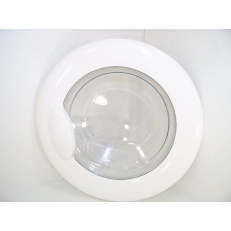 1247845207 Faure LFD1053 n°4 hublot complet pour lave linge