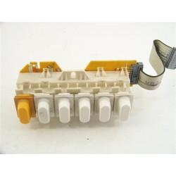 3881762 Miele W831 n°41 clavier pour lave linge