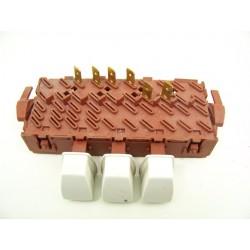 52X1082 Vedette VLF 2105 n°1 clavier pour lave linge