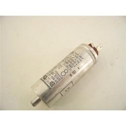 154147 BOSCH SIEMENS N°27 condensateur 8µF pour sèche linge