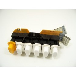 Miele W806 n°10 clavier pour lave linge