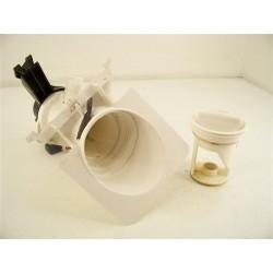 481236018383 WHIRLPOOL AWM4600 n°119 pompe de vidange pour lave linge