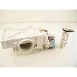 91601640 CANDY MYLOGIC10 n°118 pompe de vidange pour lave linge