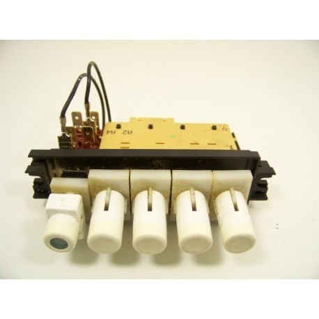 481927658017 Whirlpool AWG1046 n°11 clavier pour lave linge