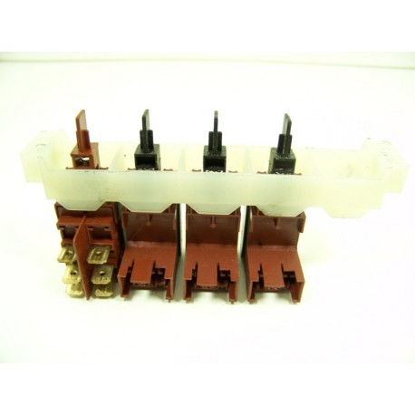 91201694 Candy CTE85TV n°15 clavier pour lave linge