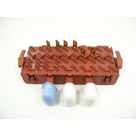 55X9978 Vedette VLF508 n°16 clavier pour lave linge