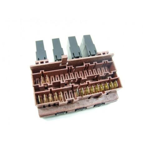 00088911 Siemens siwamat 3641 n°19 clavier pour lave linge