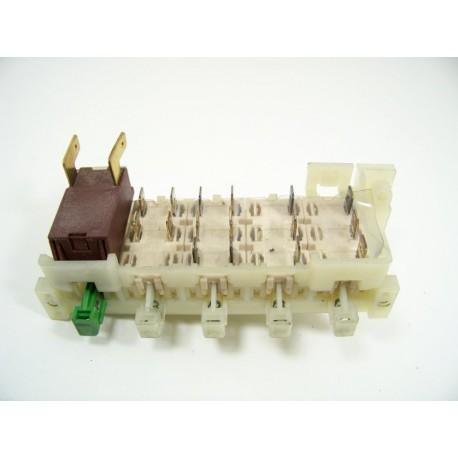 92125897 CANDY ACTIVA90PLUS n°20 clavier pour lave linge