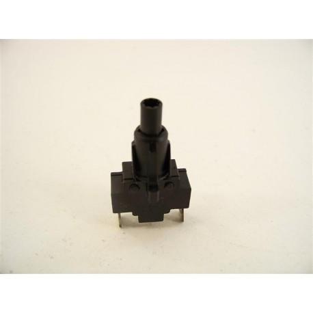 55X3279 BRANDT THOMSON n°19 interrupteur poussoir de lave linge