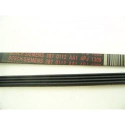 4 PJE 1309 B/S/H courroie pour lave linge