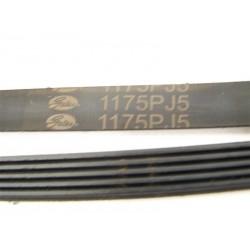 GATES 1175 PJ5 courroie pour lave linge