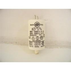 C00047682 ARISTON INDESIT n°31 condensateur 8µF pour sèche linge