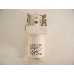 32X0254 BRANDT VLH626 n°36 Antiparasite 0.22µF pour lave vaisselle