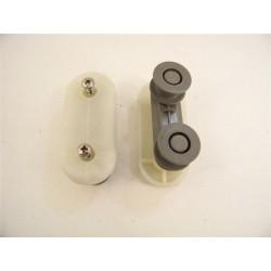 50286965004 ARTHUR MARTIN n°19 Roulette de rail supérieur pour lave vaisselle