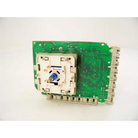 BAUCKNECHT WA3370 n°21 Programmateur de lave linge