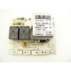 55X9020 VEDETTE BRANDT n°71 module de puissance lave linge