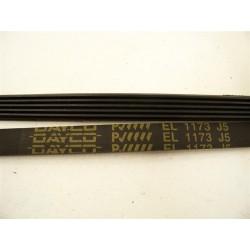 EL 1173 J5 courroie DAYCO pour lave linge