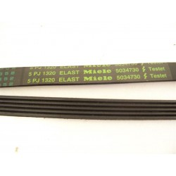5034730 5PJ 1320 Courroie MIELE lave linge