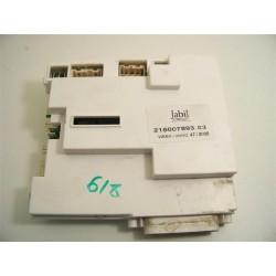 ARISTON ALE60VFR n°20 module pour sèche linge
