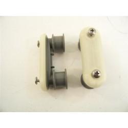 50299970009 ARTHUR MARTIN n°22 Roulette de rail supérieur pour lave vaisselle