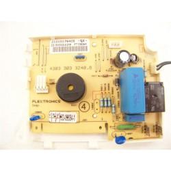 C00110351 INDESIT SCHOLTES n°23 module de commande pour lave vaisselle
