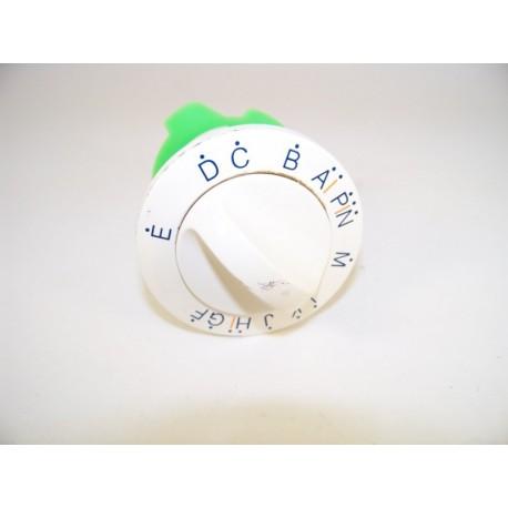 41293 SIDEX AL4700 N°25 Bouton de lave linge