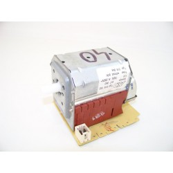 RECTILIGNE MFX1202N n°16 Programmateur de lave linge