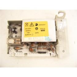 52X1266 VEDETTE VLF275 n°76 module de puissance lave linge