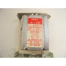 55X5949 VEDETTE BRANDT n°80 module de puissance lave linge