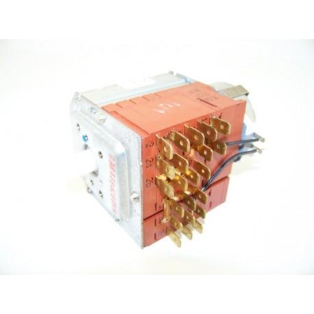 55X3329 BRANDT 855TVA n°5 Programmateur de lave linge