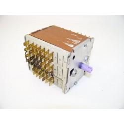 55X1480 BRANDT LTB920 n°8 Programmateur de lave linge