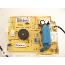 C00143768 INDESIT ARISTON n°24 module de commande pour lave vaisselle