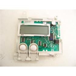 C00087062 ARISTON ATD100FR n°37 Programmateur de lave linge