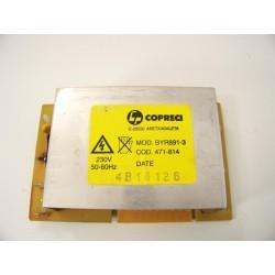 093937 SIEMENS SIWAMAT n°2 module de puissance pour lave linge