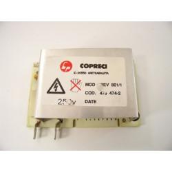 BOSCH WMV4280 n°4 module de puissance pour lave linge