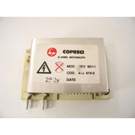 088597 BOSCH WMV4280 n°4 module de puissance pour lave linge