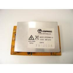 SIEMENS WD31000FF n°5 module de puissance pour lave linge