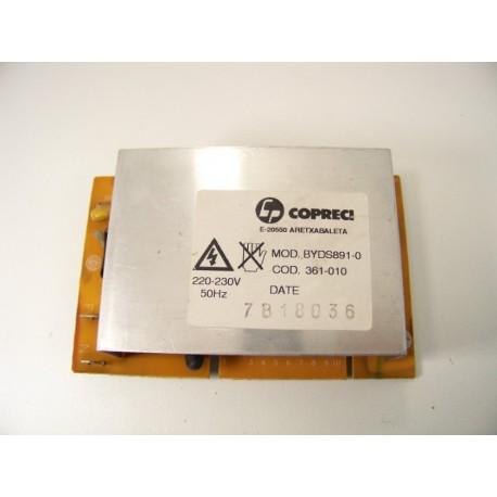 162616 SIEMENS WD31000FF n°5 module de puissance pour lave linge