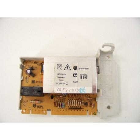 VEDETTE VLF513 n°16 module de puissance pour lave linge