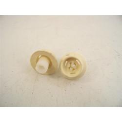 C00040993 INDESIT ARISTON n°11 roulette pour panier inférieur pour lave vaisselle
