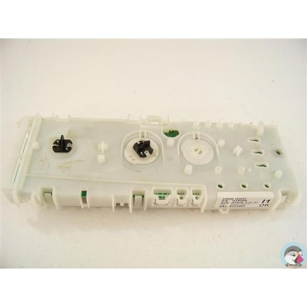 52x3580 brandt wtc1230f n 124 programmateur d 39 occasion - Programmateur lave linge brandt ...